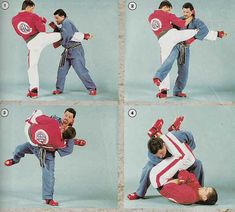 Professor Ernie Boggs and Sensei Craig Oxley. Found this on pinterest. Both are my close friends and my jujitsu teachers.