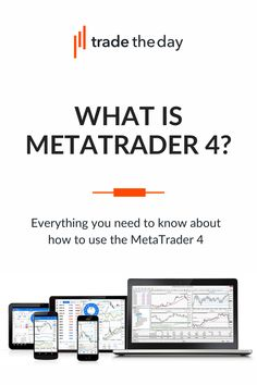 everything you need to know about how to use theMetaTrader 4 #forex #forextrader Forex Trading Brokers, Forex Trading Platforms, Being Used, Need To Know, Everything, Learning, Studying, Teaching, Onderwijs