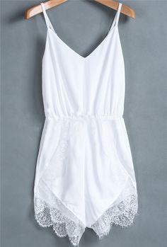 $26.00 | Fashion lace jumpsuits  SA710DJ