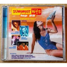 Summer Hits Top 25: Vol. 4 (CD)