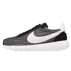 36b6be0a08d5 Wmns Nike Roshe One Cortez Black White Womens Running Shoes