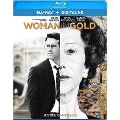 Woman in Gold [Includes Digital Copy] [UltraViolet] [Blu-ray]