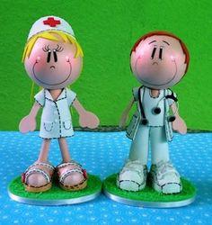 Enfermera y Dr