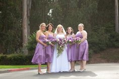 Presidio Wedding, pictures by Portrait Design by Shanti