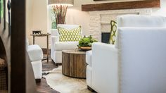 Modern Paradise - Kathy Ann Abell Interiors   San Diego, Califronia   Seating Area   Living room