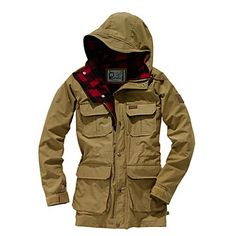 [Coat Search] This would also do.   (Penfield Kasson Parka. $165.00)