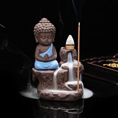 Incense Cones can be purchased At This LinkOrders are not guaranteed to arrive before Christmas. Purchase the incense cones together with the incense burner to