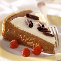 Sublime Chocolate Cheesecake | Midwest Living