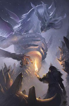 The Pact - Dark Souls Fan Art Created by Stephen Stark (Sstarkm) /