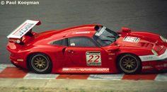 22 - Porsche 911 GT1 #106 - BMS Scuderia Italia FIA GT Championship Spa 1997
