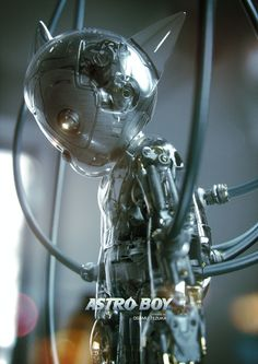 I recently did some art and poster design tribute to iconic masterpiece Astro Boy by Osamu Tezuka. Dedicated to Noah, my lovely newborn nephew. Astro Boy, Comic Manga, Comic Art, 3d Poster, Digital Sculpting, Boy Images, Maxon Cinema 4d, Cyberpunk Art, Hanging Pictures