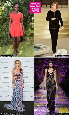 Paris Fashion Week Best Dressed: Kristen Stewart, Kendall Jenner &More