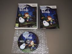 A BOY AND HIS BLOB PAL NINTENDO WII WII U COMPLETO WIIU