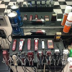 This week's #allwahl collection features our entire 5 Star line! What do you think of this collection from @mrphilsbarbershop_lp? #wahl