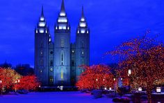 """The holiday season in Utah is one of the happiest times of the year! Help celebrate this magical month by checking things off your own wish list—whether it involves visiting Santa's beautiful reindeer, gazing at sparkling lights, frolicking in the snow or taking your little ones to see Santa Claus—Utah has a """"gift"""" for everyone!"""