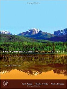Environmental and pollution science 577.27E614e2