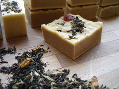 Rooibos Tea Soap | Sabonete de Chá Vermelho Rooibos