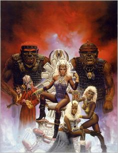 Advanced Dungeons and Dragons Art   Artworks Advanced Dungeons & Dragons: Pools of Darkness Illustration ...