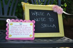 """Photo 1 of 34: Pink Lemonade First Birthday Party / Birthday """"Stella's Pink Lemonade First Birthday"""" 