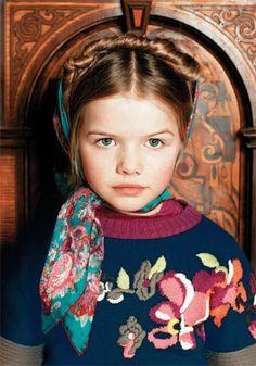 KENZO kids - Delphine Chanet