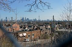 Toronto is a city blessed with stunning views of its skyline, many of of which are connected in some way to waterfront and the Islands. Yet, despite our relative flatness, there are also a few lookouts around the city that offer vistas over its expanses. The best known of these...