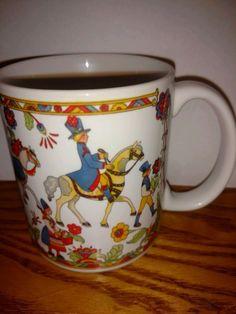 Aina Stenberg Collectible Coffee Mug Swedish Female Artist Sweden A