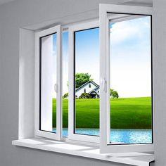 Когда моете окно, протирайте его внутри вертикально, а снаружи горизонтально. Так вы легко узнаете с какой стороны остались разводы.