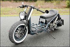 Honda ruckus   Moto-Mucci: DAILY INSPIRATION: Honda Ruckus Cafe Risque