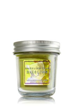 Sparkling Pear Riesling Mini Candle - Home Fragrance 1037181 - Bath & Body Works