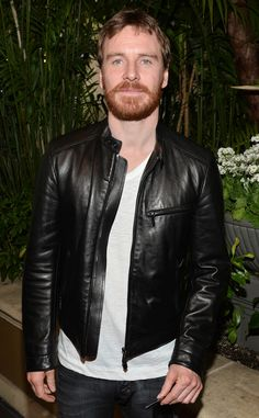 Michael Fassbender Golden Globes Premiere 2014 Leather Jacket  Jacket Features:  Outfit type: Leather Jacket  Gender: Male  Color: Black  Front: Front Zip Closure  Collar: Zipped Collar  Lining: Viscose Lining  Pockets: Two pockets