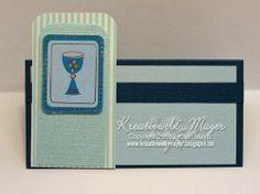Tischkarte Kommunion/Konfirmation / Place card