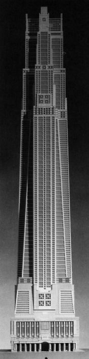 KPF, Kohn, Pedersen, Fox, 383 Madison Avenue, New York, New York, 1984-1998