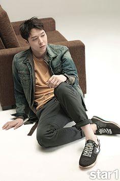 JYJ Yoochun - @ Star1 Magazine March Issue'15