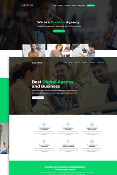 CREATOO is Responsive & Multipurpose PSD Templatefor your next website. This PSD template is designed for any type ofBusiness Companies, Digital Agencies, Business Company, Business Flyer, Artist Cv, Web Layout, Layout Design, Cv Resume Template, File Organization, Landing Page Design, Portfolio Website