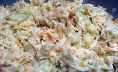 Coleslaw by Mättömestari. No Salt Recipes, Cooking Recipes, My Favorite Food, Favorite Recipes, Coleslaw, Savory Snacks, Potato Salad, Side Dishes, Good Food