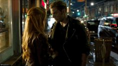Shadowhunters | Jace and Clary
