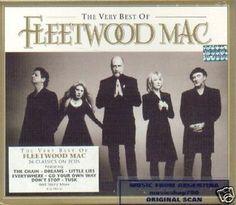 Fleetwood Mac Very Best Sealed 2 Cd Set Greatest Hits