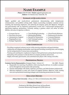 10 Resume Samples Customer Service Jobs | Riez Sample Resumes