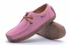 Moolecole classic pink flat bottom shoes sale