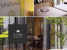 Le Cube Massages & Spa - cabanes près de paris