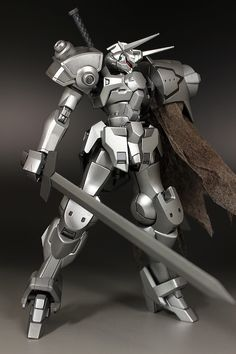 AMAZING SILVER KNIGHT GASTIMA Custom: PHOTO REVIEW No.16 Images http://www.gunjap.net/site/?p=253572