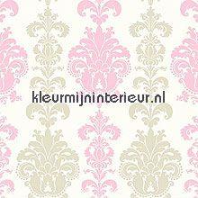 behang Esta home 115729 Barbie, Bell Ross, Rose, Prints, Kids Rooms, Design, Paper Envelopes, Pink, Roses