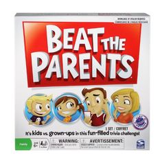Beat The Parents Board Game « Game Searches
