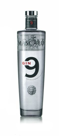 Mascaro 9 Gin en nuestra carta de ginebras