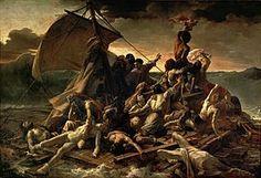 La Balsa de la Medusa es una pintura al óleo hecha por el pintor y litógrafo francés del Romanticismo, Théodore Géricault entre 1818 y 1819. Actualmente se conserva en el museo de Louvre en Paris, Francia.
