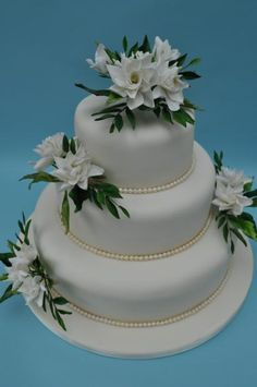 Gardenia | Cake Magic UK