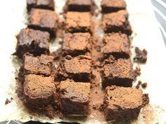 Avec les lectrices reporter de Femme Actuelle, découvrez les recettes de cuisine des internautes : Brownies paléo