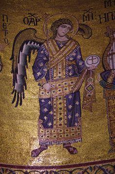 The duomo, Cattedrale di Monreale, 1174-1182