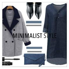 """Minimal Style"" by mycherryblossom ❤ liked on Polyvore featuring мода, Kim Kwang и NARS Cosmetics"