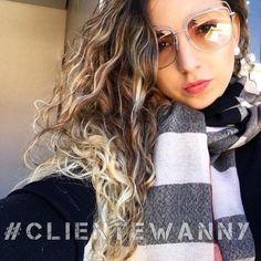 E o quanto a @natylettrari ficou linda com seu #marcjacobs ❤️❤️❤️ Arrasou na #picoftheday !! #clientewanny #fashion #fds #domingo #selfie #inspiration